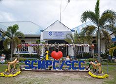 Pres. Roxas Main Office